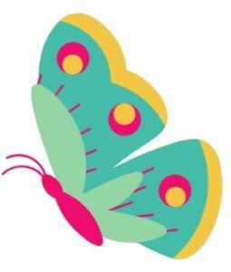 obrazek przedstawiający motyla