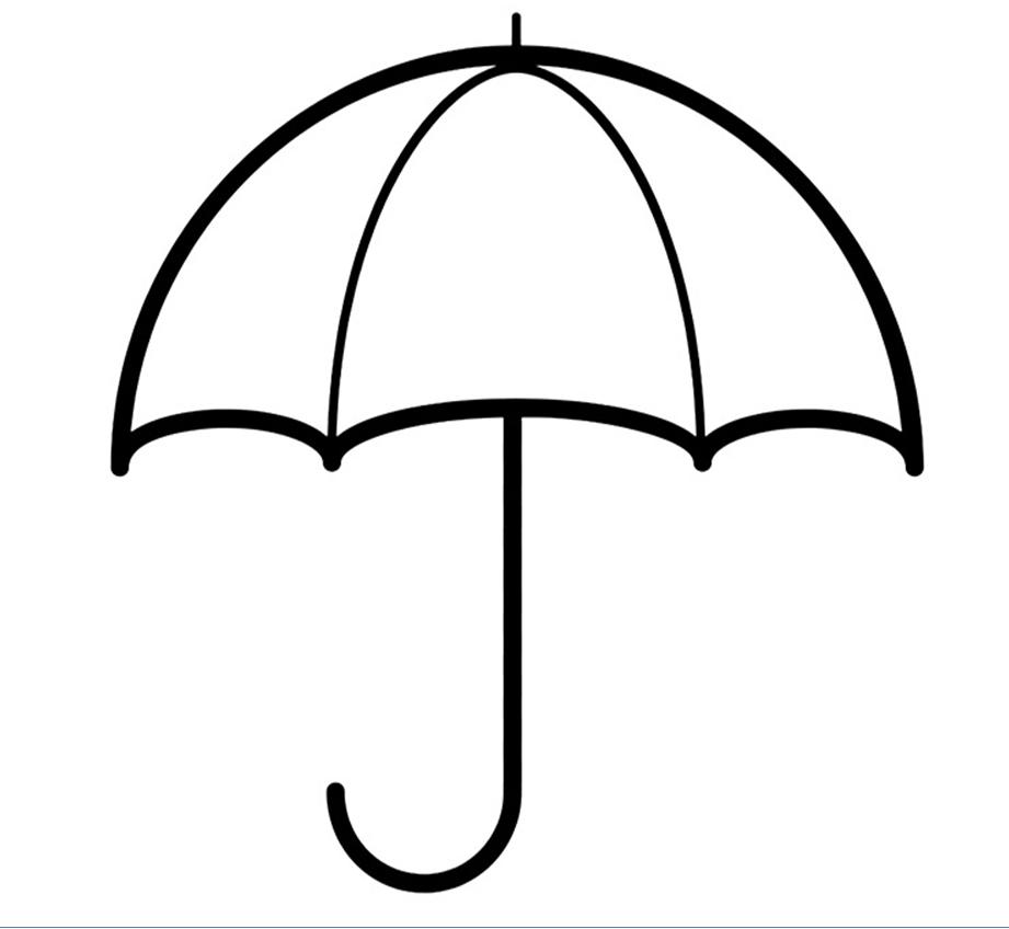 grafika parasol