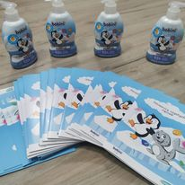 zdjęcie materiały do akcji czyściochowe przedszkole