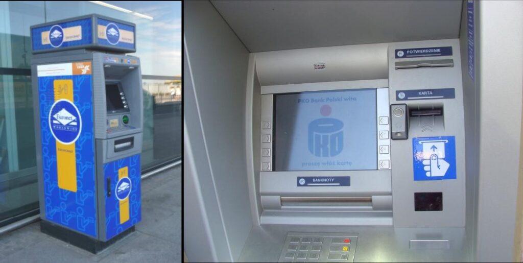 zdjęcie bankomat
