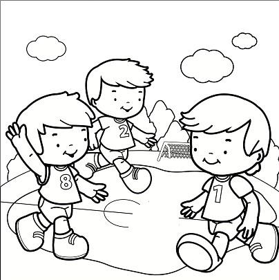 kolorowanka dzieci