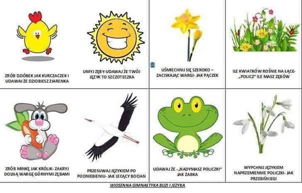grafika zwiastuny wiosny