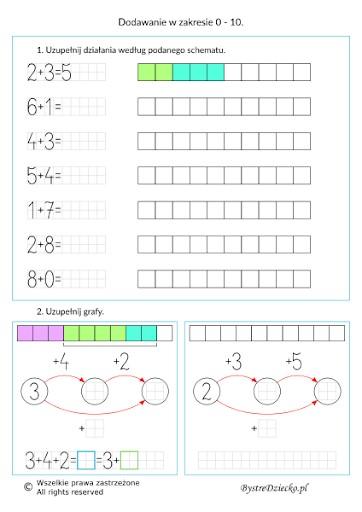 grafika zadania matematyczne