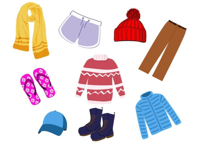 grafika ubrania
