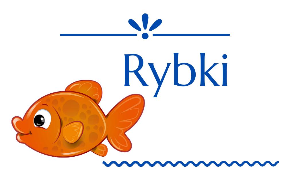 grafika ryba